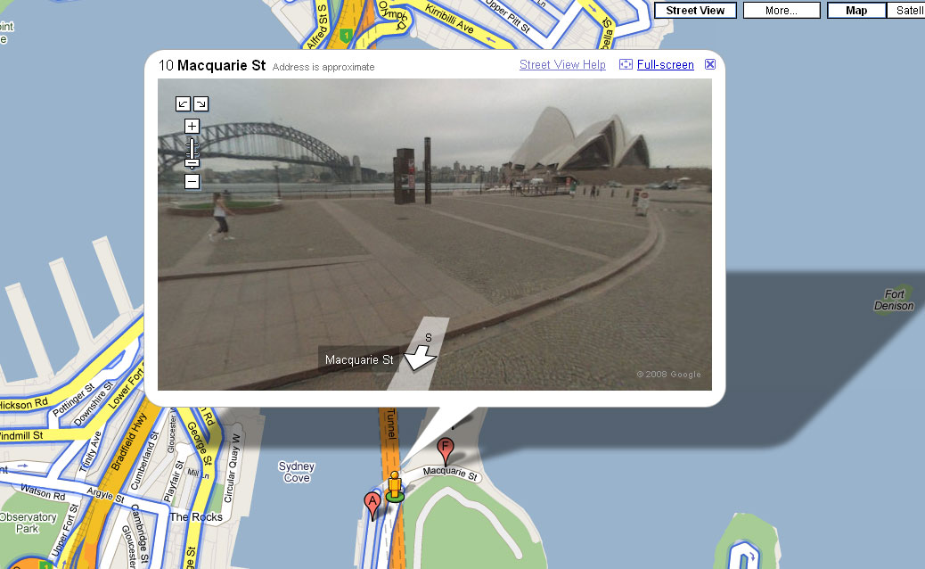 Google Maps Reveals Street View In Australia | Danny Ng