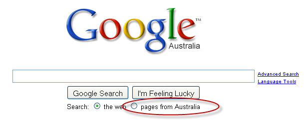 Google AU